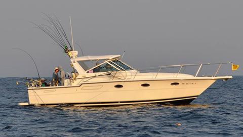 Sara K III Charter Fishing Boat